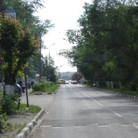 Вид на ЦАГИ с ул.Фрунзе, Жуковский