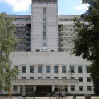 ГКБ-Центральный корпус, Жуковский