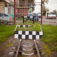 Оборотный тупик Малой Московской железной дороги, Жуковский