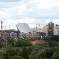 Горнолыжный комплекс, Загорск