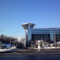 Здание правительства Московской Области, Загорск
