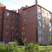 Дом 42, ул. Орджоникидзе, Загорянский