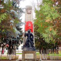Памятник на Загорянке, Загорянский