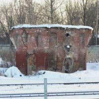 Старая крепость, Запрудная