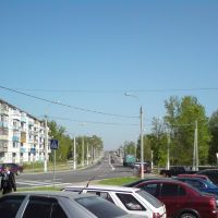 Егорьевск ул.Антипова, Запрудная
