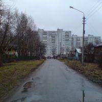11dom Gorkogo str., Запрудная