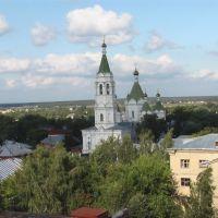 Церковь Ал. Невского (egorievsk.orc.ru), Запрудная