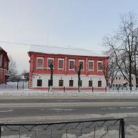 Егорьевск, Запрудная