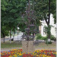 Егорьевск. Скульптура, вроде как... 07.2013., Запрудная
