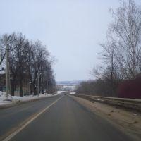 дорога Зарайска, Зарайск
