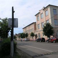 Школа №6, Зарайск