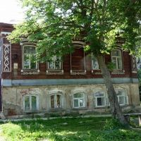 Старый дом в Зарайске (3), Зарайск