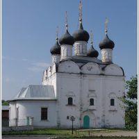 Зарайск. Кремль. Никольский собор. 06.2013., Зарайск