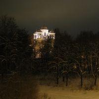 Church of Ascension (Церковь Вознесения Господня), Звенигород