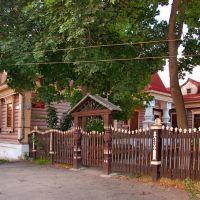 Звенигород. Музыкальная школа, Звенигород