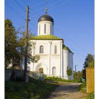 Собор Успения Пресвятой Богородицы, Звенигород