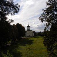 Успенский собор на Городке (около 1400г.), Звенигород