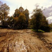 Неисповедимы пути господни, Звенигород