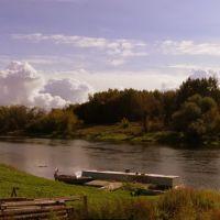 р.Москва, Звенигород
