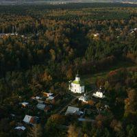 Cобор Успения Пресвятой Богородицы на Городке, Звенигород