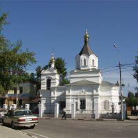 ц. Александра Невского, Звенигород