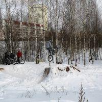 мастерский прыжок2, Зеленоград