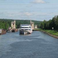 Канал им. Москвы, Икша