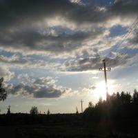 Вечернее Солнце (Evening Sun), Икша