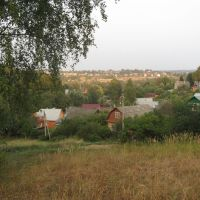 Вечер в деревне (Evening in the village), Икша