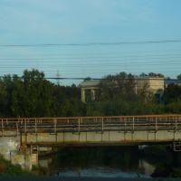 Дмитровское шоссе, Икша