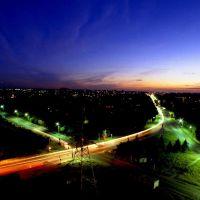 Ночная улица Гагарина, Ильинский