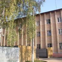 Администрация пос. Ильинский / Ilyinsky. Building Administration., Ильинский