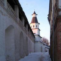 Задворки монастыря. Истра, Истра