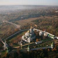 Воскресенский Новоиерусалимский мужской ставропигиальный монастырь 1656г., Истра