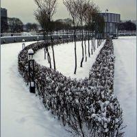 Зимняя геометрия / Winter geometry, Калининград