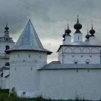 Белопесоцкий монастырь (конец лета 2008), Кашира