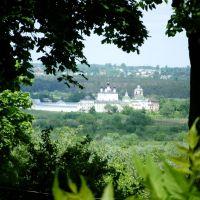 Белопесоцкий монастырь из Каширы, Кашира