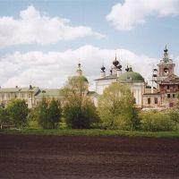 Троицкий Белопесоцкий монастырь  /  Troitsky Belopesotsky monastery, Кашира