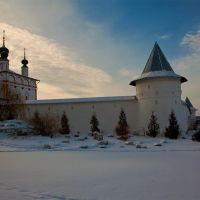 Belopesotskiy Convent, Jan-2010, Кашира