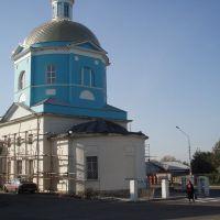 Церковь Вознесения Господня, Кашира