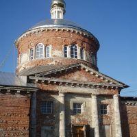 Церковь Троицы Живоначальной, Кашира