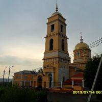 Собор Успения Пресвятой Богородицы в Кашире. м, Кашира