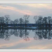 Весеннее отражение 1, Керва