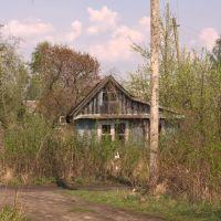 Заброшенный дачный домик, Керва