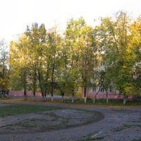 Школьная спортплощадка, Климовск