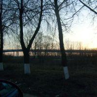 Эстакада, Климовск