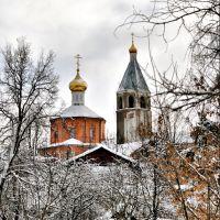 Троицкий собор (восстанавливается)/Trinity Cathedral (restored), Клин