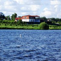 """Чайка. Пироговское водохранилище. Санаторий """"Дубрава"""", Клязьма"""
