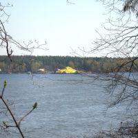 Пироговское водохранилище, Клязьма