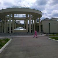 Столовая-клуб туберкулезного санатория 58, Кожино